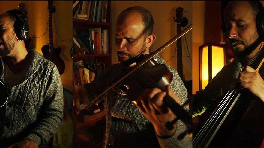 'La calle muda' de Javier Afonso
