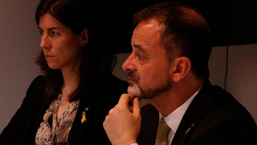 Solé cessa la Secretària d'Acció Exterior i de la UE