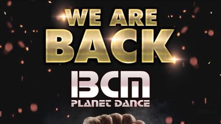 Reabre la discoteca BCM