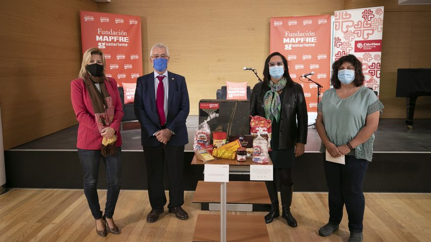 Fundación Mapfre Guanarteme cierra el año con la campaña solidaria 'Una Navidad para todos'