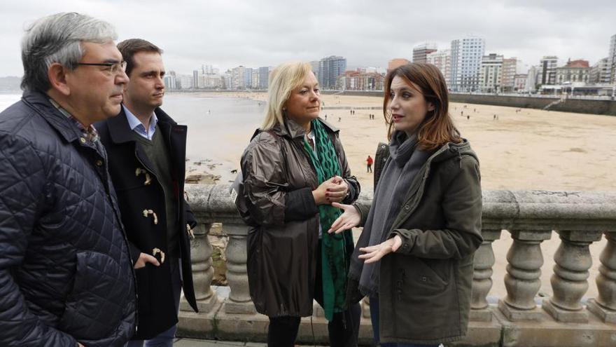 Levy pide generosidad a Vox y Ciudadanos para desalojar al PSOE del poder en Andalucía