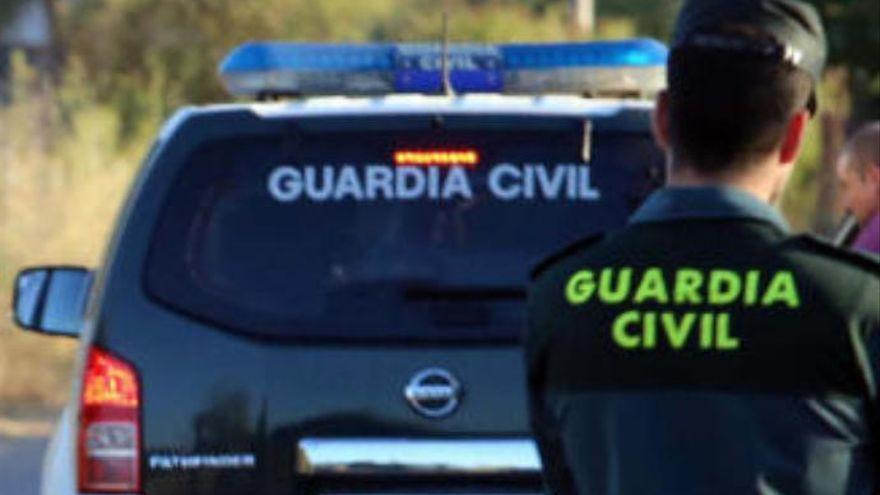 Finge una agresión de un guardia civil en Gran Canaria