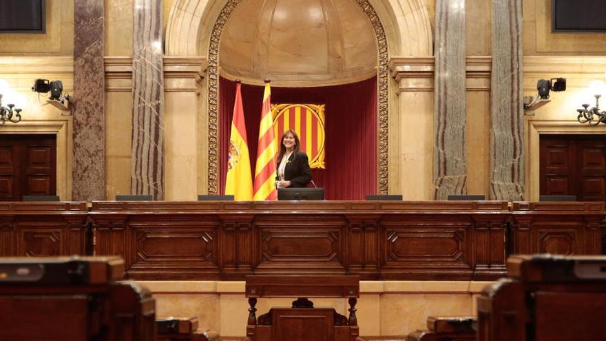 Majoria d'homes a la presidència dels grups parlamentaris i majoria de dones als càrrecs de portaveus