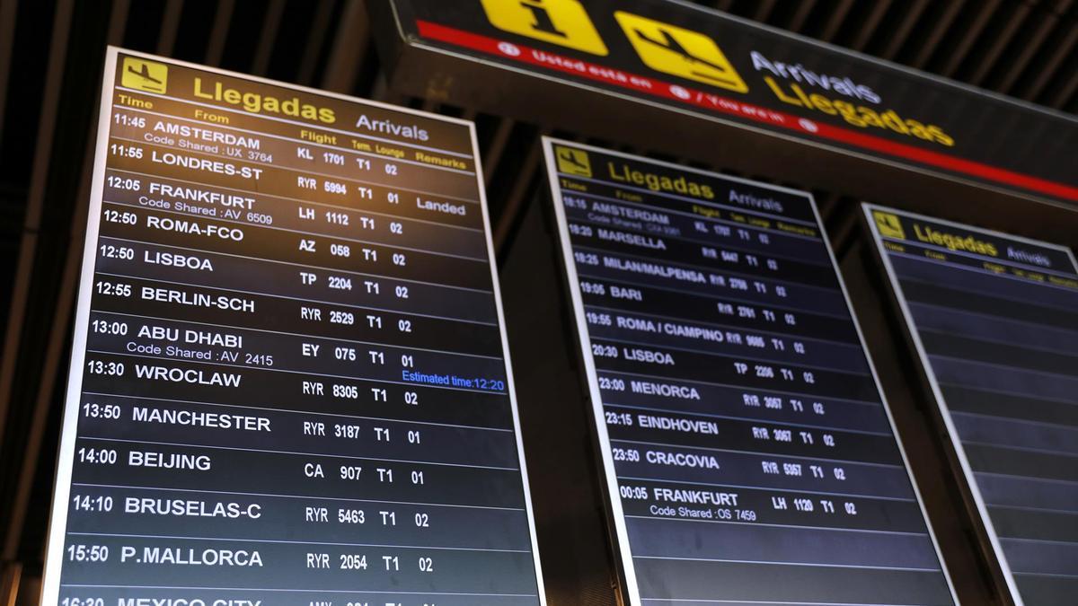 Marruecos suspende los vuelos de pasajeros con España y Francia.