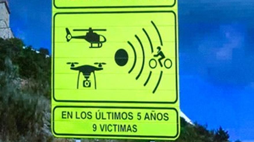El tramo más peligroso para motoristas, la subida a Pajares, con nueve víctimas
