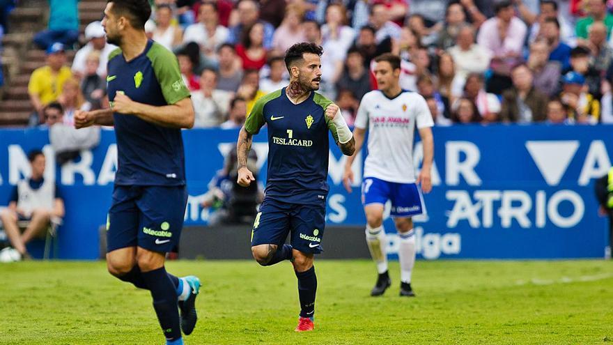 La experiencia del Sporting en La Romareda: Donde acaban las rachas