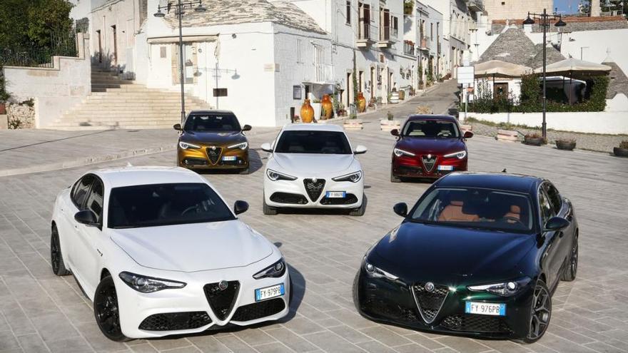 Alfa Romeo Stelvio i Giulia, actualització tecnològica
