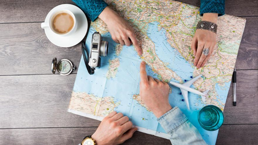 Viajar de forma frecuente te hace más feliz
