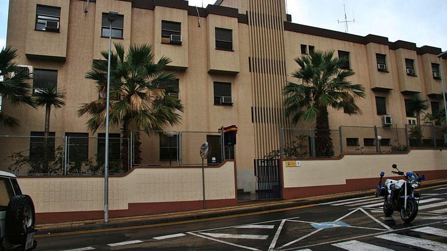 Detenidos en Barranco Grande por retener a un varón durante meses