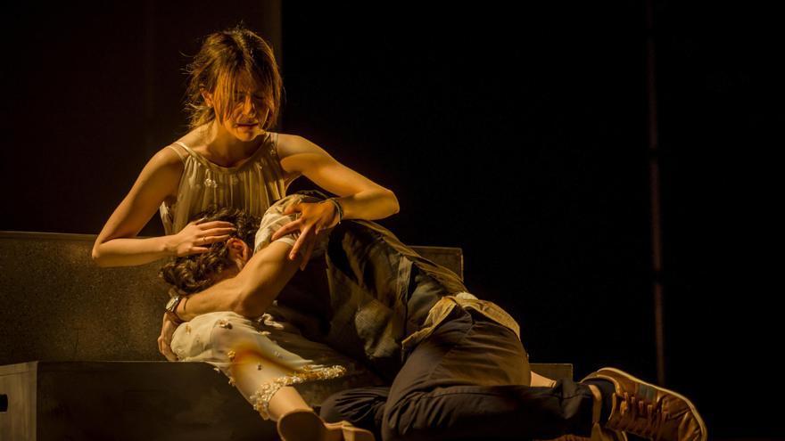 El Teatro Pérez Galdós culmina con 'Fortunata y Benito' su programación de 2020