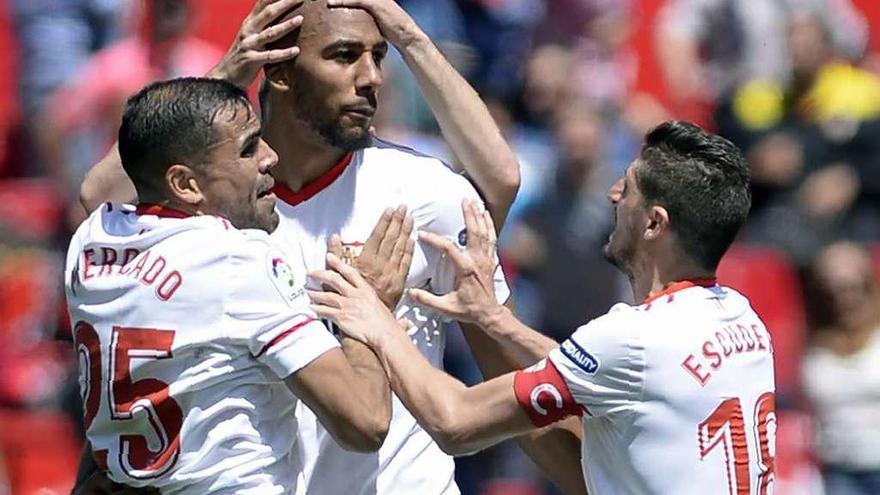 El Sevilla encadena cinco partidos sin ganar antes de visitar Riazor