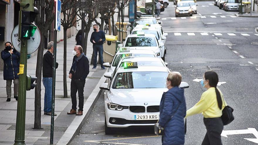 La propuesta de nuevo Presco del Gobierno local incluye bonos para taxis y peluquerías