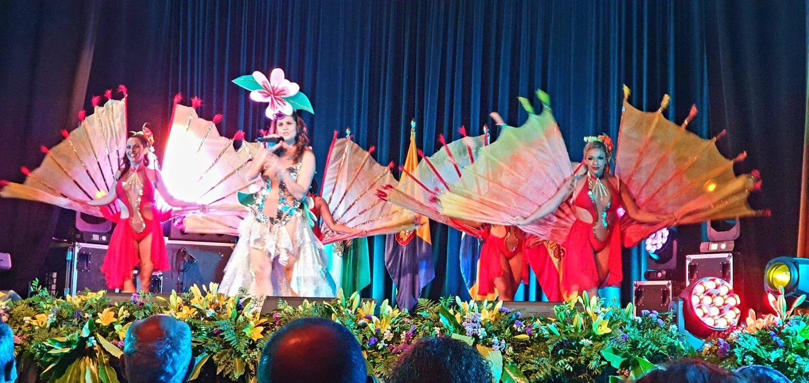 Pregón de las fiestas de San Antonio de Santa Brígida