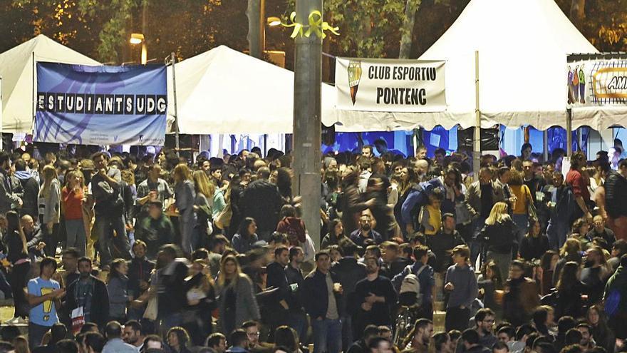 Totes les entitats participaran a la barra de la Copa per Sant Narcís