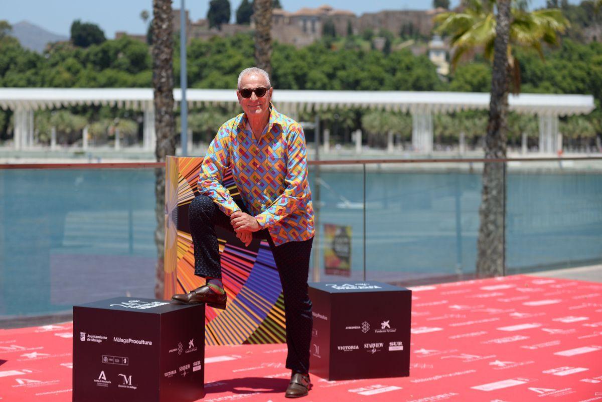 Las imágenes del photocall de ´Destello Bravío´ en el 24 Festival de Málaga