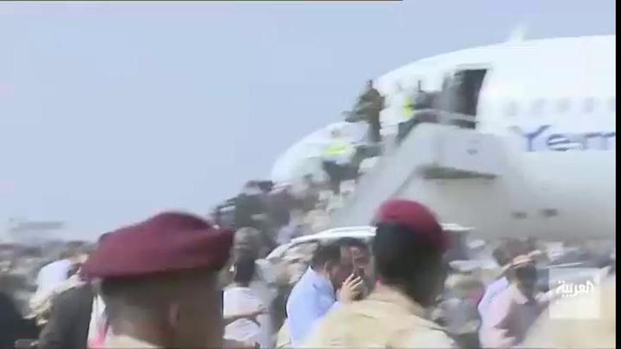 Al menos 26 muertos en el Yemen en ataque dirigido contra el nuevo Gobierno