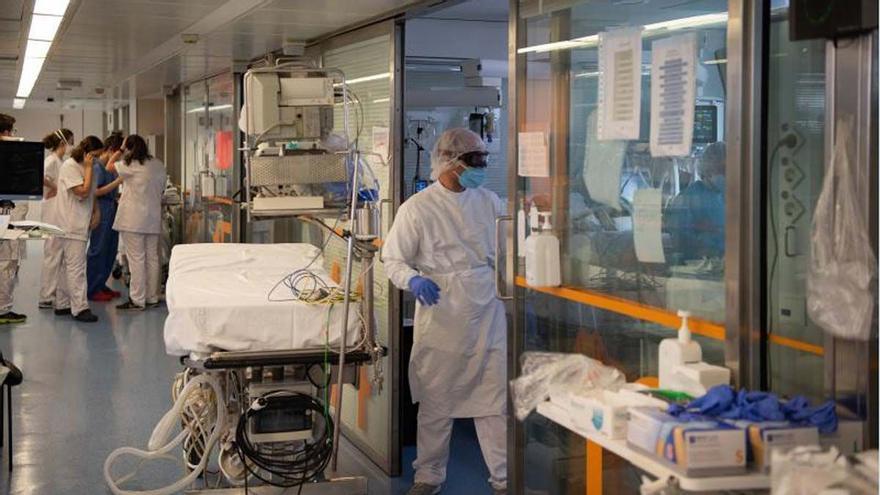 El coronavirus accelera la baixada a Catalunya