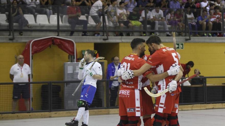 El Girona debuta amb una històrica victòria