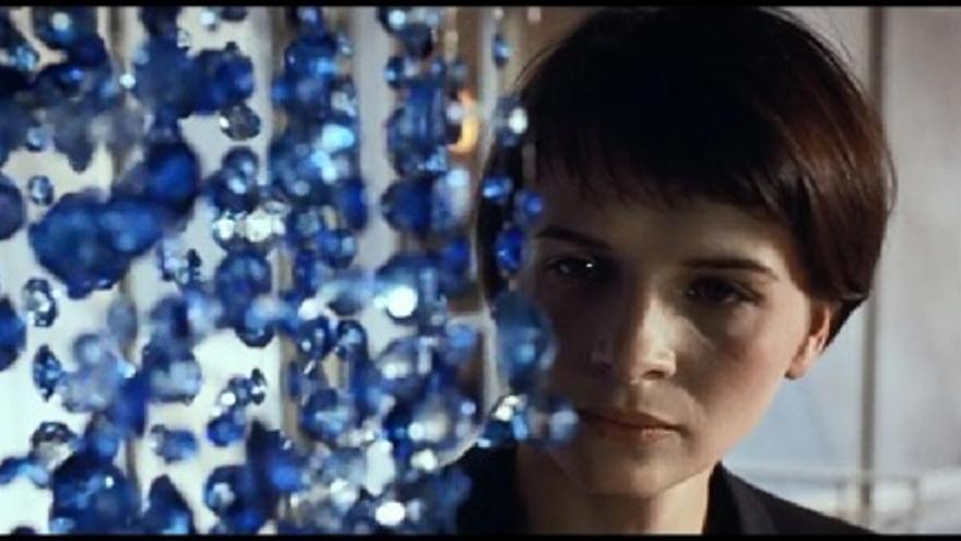 Parlem de Cinema? Tres colors: Blau