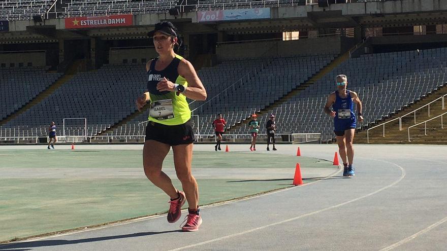 Isabel Sandoval y Manolo Rico brillan en la Ultrarunning Barcelona