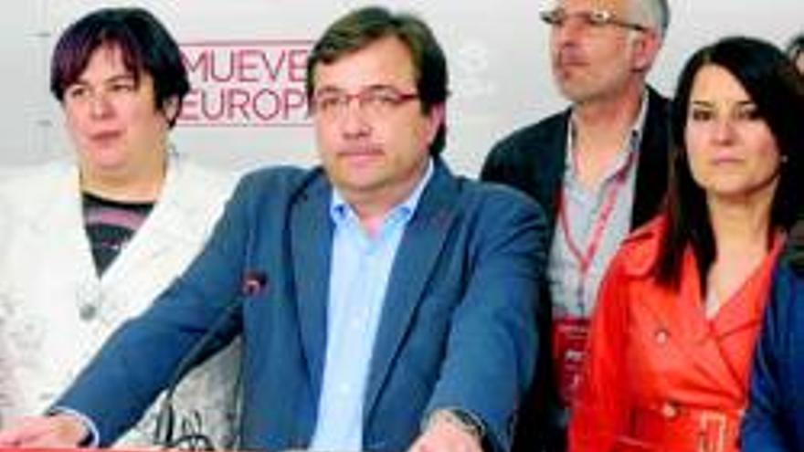 """Fernández Vara asegura que la moción de censura """"ha sido finalmente ganada"""""""
