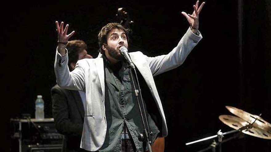 Sobral celebra en su nuevo disco uno de los géneros que más le han marcado, el bolero