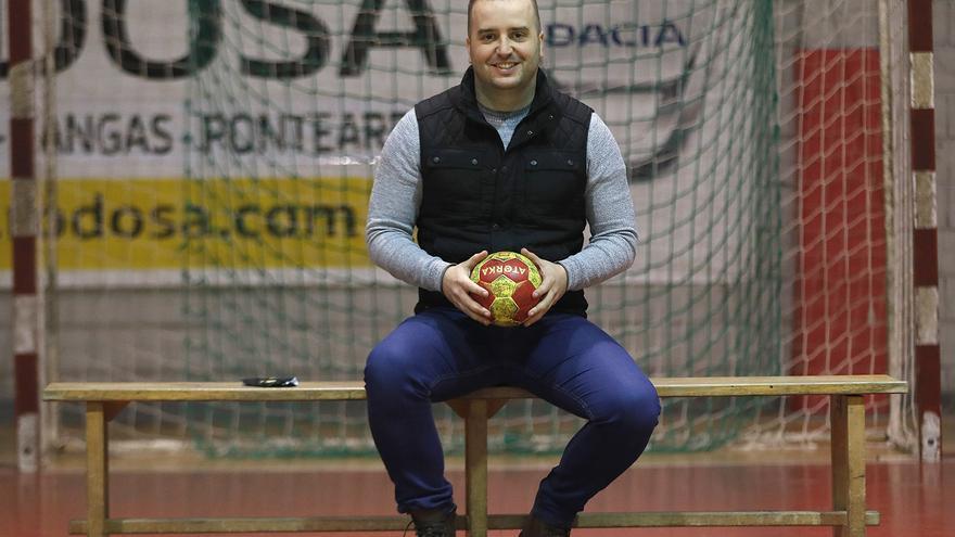 Bendita la rama: Adrián Teixeira dirigirá al Rodosa mientras su padre lucha contra el cáncer