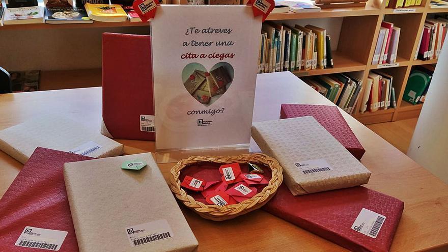 """""""Cita a ciegas con un libro"""" en las bibliotecas de Llanera"""