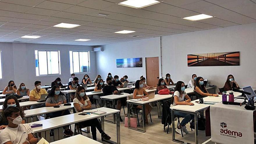 La Escuela Universitaria ADEMA propone a la UIB impartir el Grado de Bellas Artes
