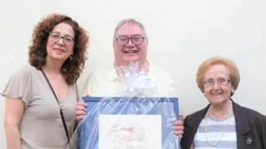 El periodista Rafa Martínez, Premi Amic de la Universitat Popular de Gandia 2019