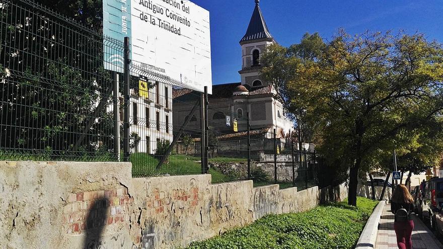 La Junta transformará el Convento de la Trinidad en  un centro cultural ciudadano