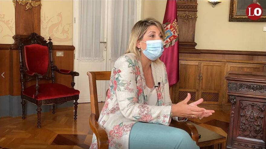 Entrevista a Noelia Arroyo
