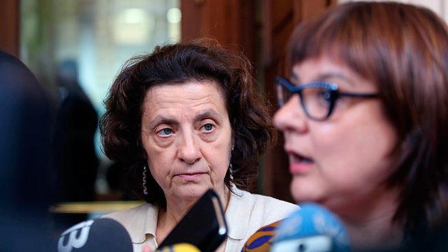 El PSM veta a Santiago y quiere a Busquets de vicepresidenta del Govern