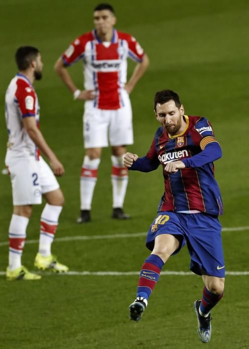 EN IMATGES   Barça - Alavés