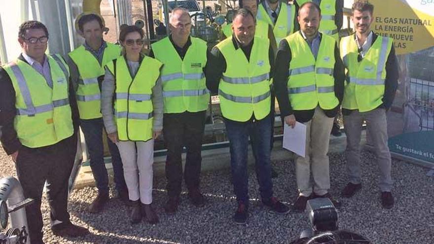 Redexis lleva el gas natural a Felanitx y quiere distribuir en otros 32 municipios
