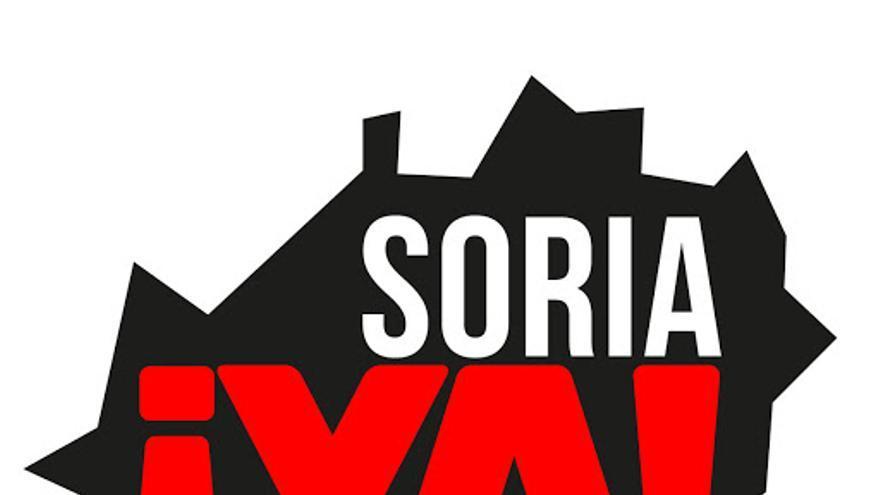 El logotipo de Soria ¡YA!, camino del espacio