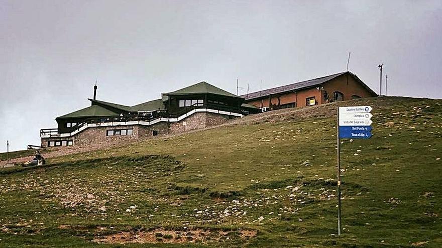 La Molina i el Parc del Cadí faran un itinerari adaptat al cim de la Tosa