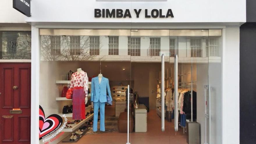 Las ventas de Bimba y Lola crecen un 18,5% y alcanzan los 180,8 millones