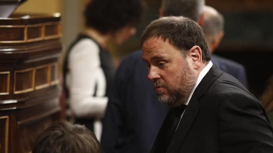 El TJUE avala no aplicar cautelares para que Junqueras ocupe su escaño en el PE