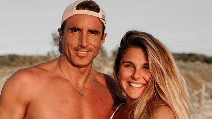 Hugo Sierra e Ivana Icardi derrochan amor en las redes