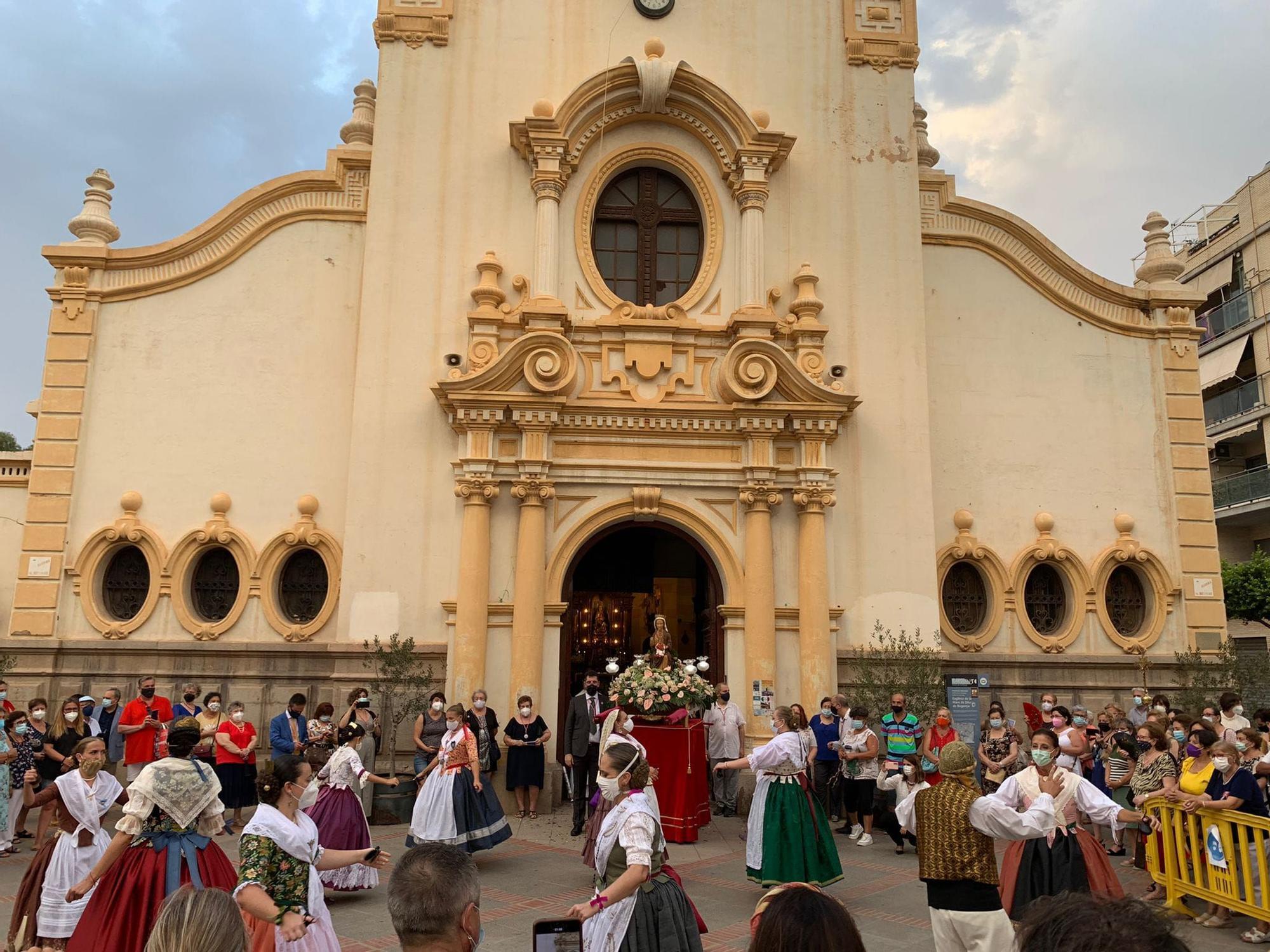 Fiestas Virgen de Begoña del Port de Sagunt