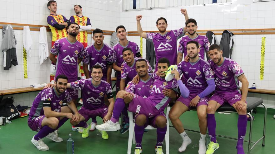 El Palma Futsal se pone líder tras vencer con claridad a O' Parrulo Ferrol (1-3)