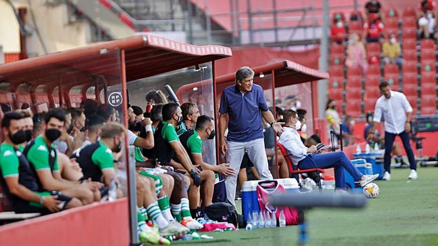 Pellegrini: «El Mallorca sabe a lo que juega, me gustó mucho»