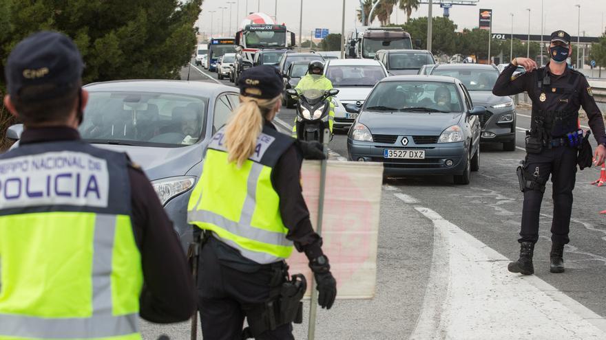 Las restricciones que la Comunidad Valenciana baraja rebajar a partir de mayo