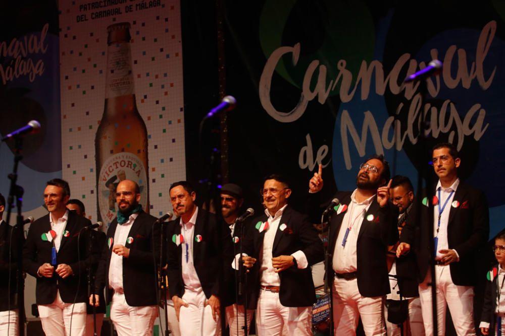 Pregón del Carnaval de Málaga 2020