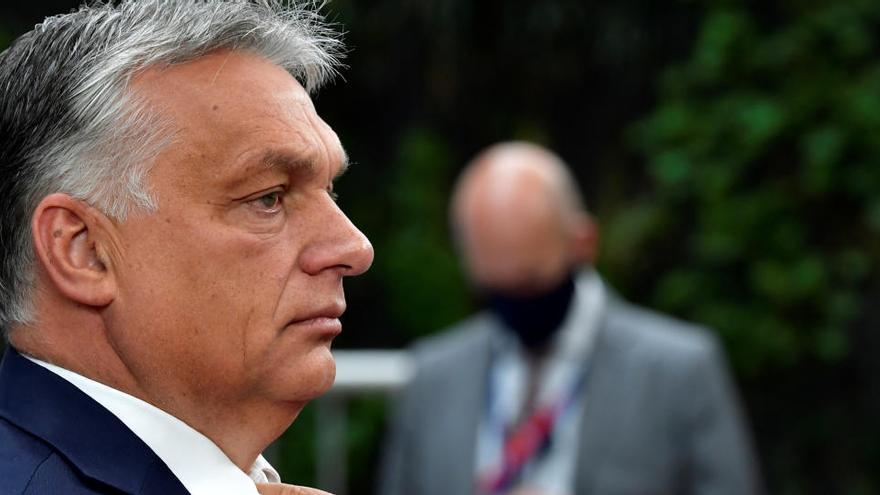 Hungría confirma que vetará los presupuestos de la UE