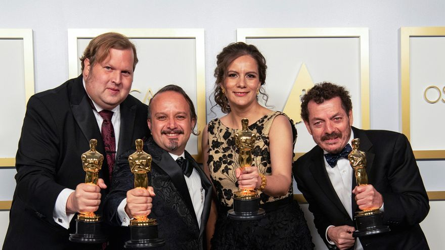 The winners of the Oscars 2021