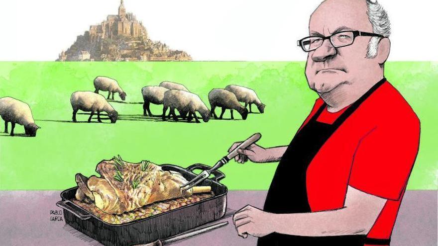 La violencia del sacrificio y la dulzura del asado