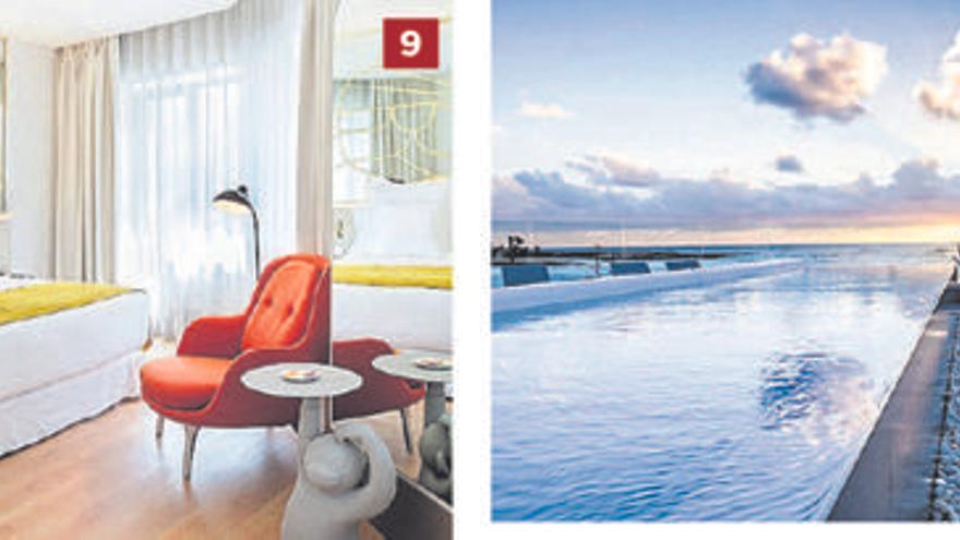 Els deu millors hotels d'Espanya