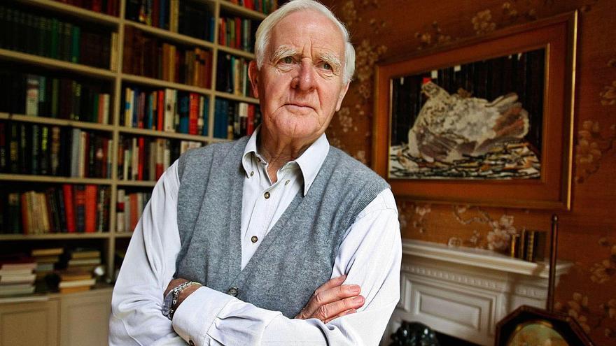 Fallece a los 89 años John le Carré, un autor que era todo un género
